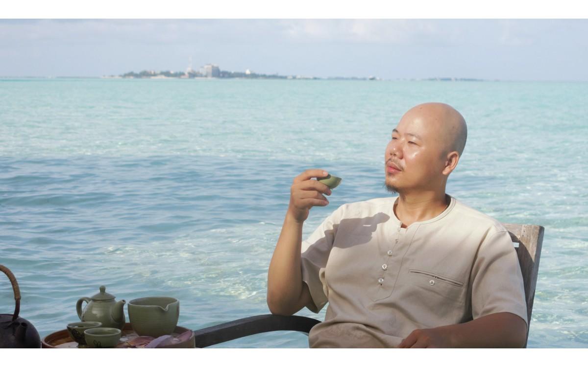 Maldives - Drink Tea on the Sea?