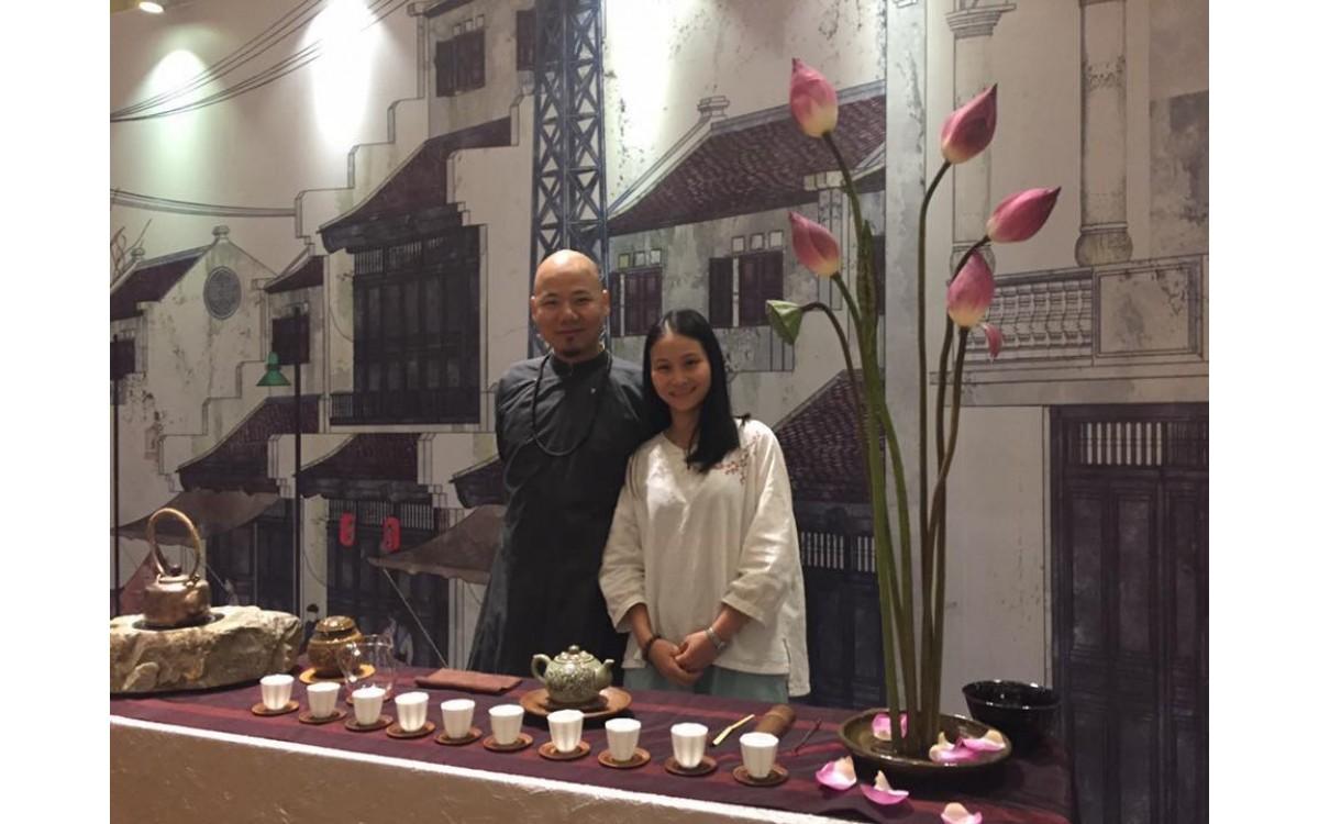 Hien Minh Tea on VTV4